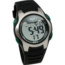 New York Jets watches : New York Jets Training Camp Watch - Silver/Black