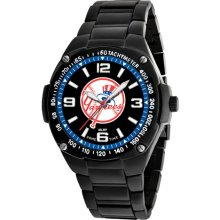 New York Yankees Mens Warrior Series Watch