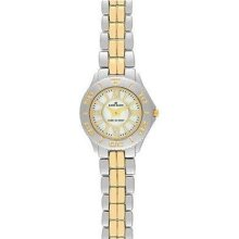 Anne Klein Two Tone Mixed Metal Ladies Watch 10-9761MPTT ...