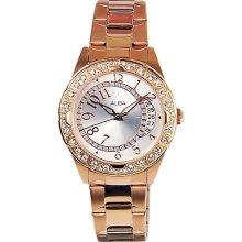 AXHH28X Alba Quartz Swarovski Crystal Dress Watch