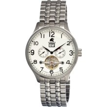 Carucci Ca2143wh Automatic Mens Watch