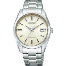 Citizen The Citizen Na0000-59b Automatic Watch 27 Jewels