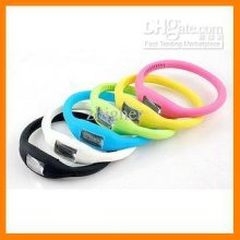 Discount 30pcs/lot Wholesale Fashion Sports Colorful Rubber Digital