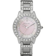Fossil Jesse Three Hand Stainless Steel Watch - ES2189