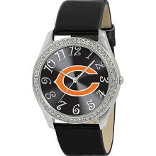 Game Time Glitz - NFL - Chicago Bears Black