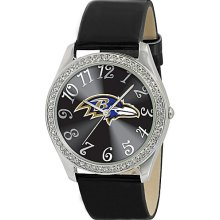Game Time Glitz - NFL - Baltimore Ravens Black