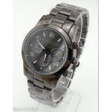 Hot Sellnew Style 2013 Watches Stainless Steel Womens/mens Wrist Watch 4 Color