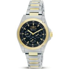 Invicta Mens 7312 Classic Two Tone Steel Day Date Watch