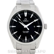 Omega Seamaster Aqua Terra Mens Large Steel Watch 2517.50.00