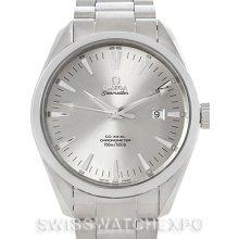 Omega Seamaster Aqua Terra Mens Steel Watch 2502.30.00