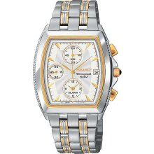 Seiko Le Grand Sport Alarm Chronograph Mens Watch SNA610