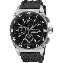 Seiko Sportura Chronograph Ladies Watch SNDZ45