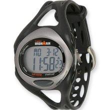 Timex Ironman Sleek 50-Lap Watch Full Black/Silver