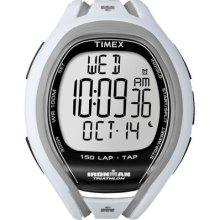 Timex Mens Ironman Triathlon Sleek 150 Lap Digital Chronograph Tapscreen Watch