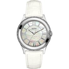 Watch Guess Moonbeam W85116l1 Women´s Mother Of Pearl